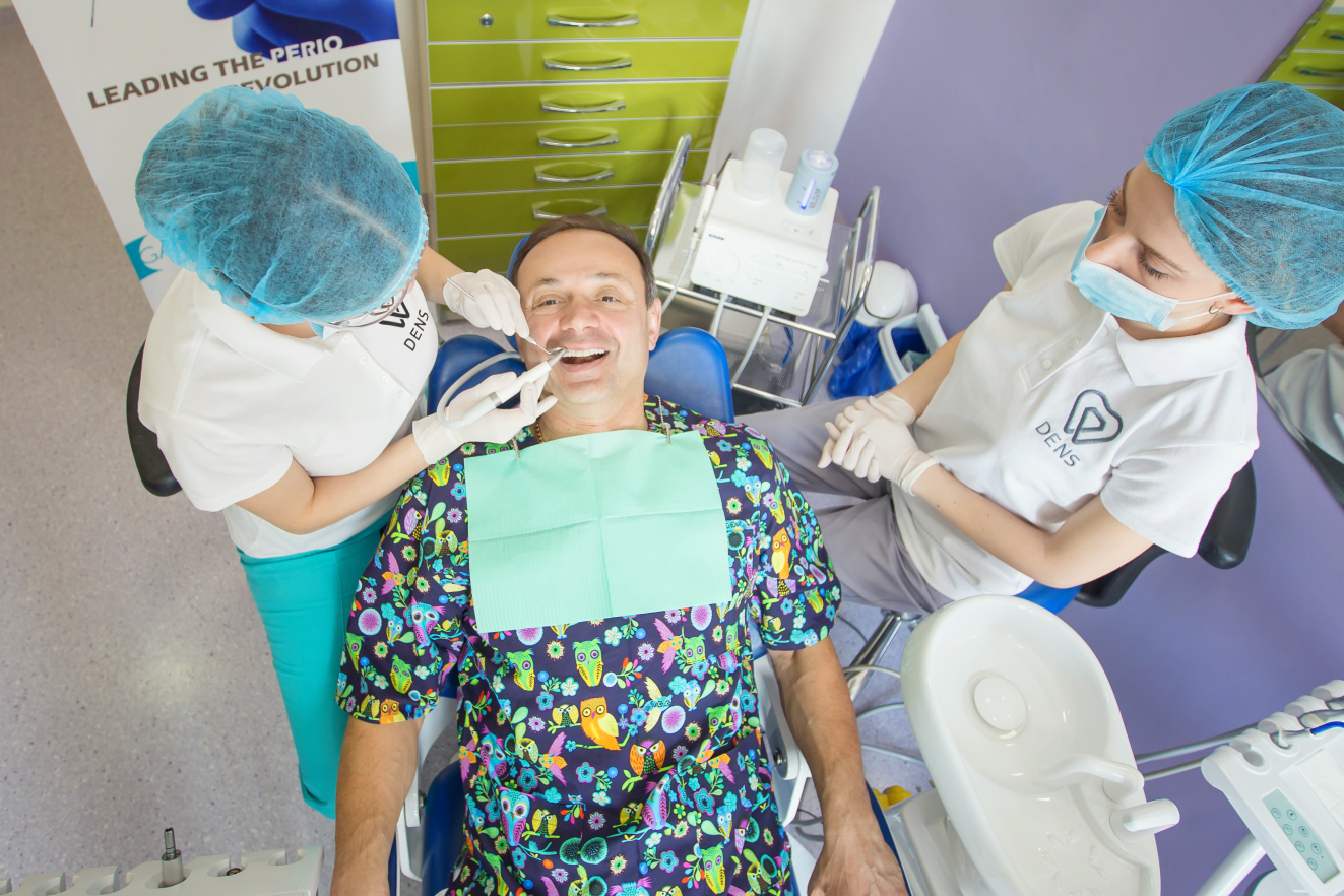 კბილების წმენდის უნივერსალური მეთოდი